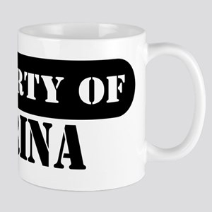 Property of Marina Mug