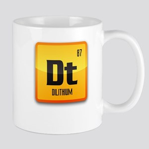Element of Dilithium (Yellow) Mug