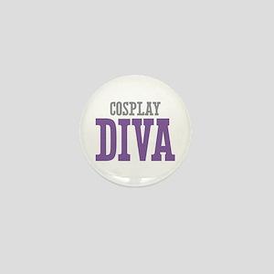 Cosplay DIVA Mini Button