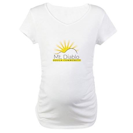 MDDC Doula Community Maternity T-Shirt