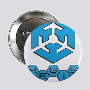 """A.E.G.I.S. Gaming Logo 2.25"""" Button"""