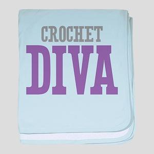 Crochet DIVA baby blanket