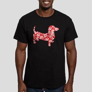 Hawaiian Doxie Dachshund T-Shirt
