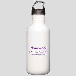 Nosework Dog Mom - Stainless Water Bottle 1.0l