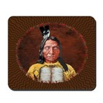 Red Cloud Mousepad
