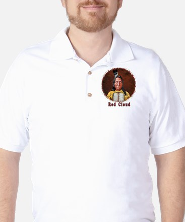 Red Cloud Golf Shirt