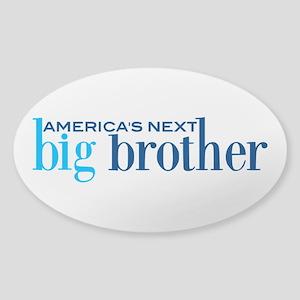 Next Big Brother Sticker