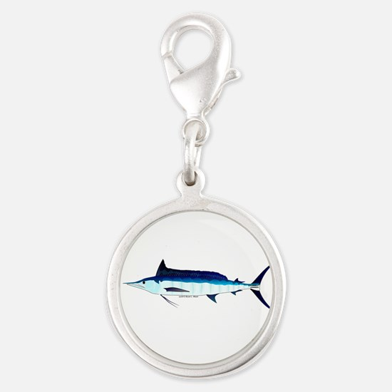 Shortbill Spearfish f Charms