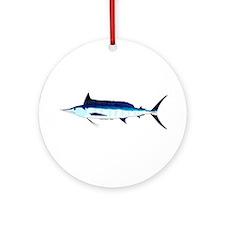 Shortbill Spearfish f Ornament (Round)