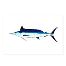 Shortbill Spearfish f Postcards (Package of 8)