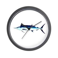 Shortbill Spearfish f Wall Clock