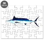 Shortbill Spearfish f Puzzle