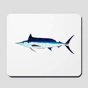 Shortbill Spearfish f Mousepad