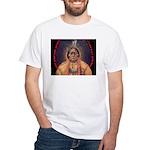 Sitting Bull Sioux Homeland Security White T-Shirt