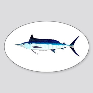 Shortbill Spearfish f Sticker