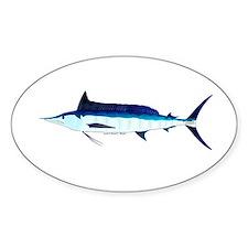 Shortbill Spearfish f Sticker