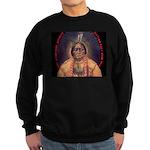Sitting Bull Sioux Homeland Secu Sweatshirt (dark)