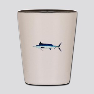Shortbill Spearfish f Shot Glass