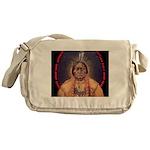 Sitting Bull Sioux Homeland Security Messenger Bag