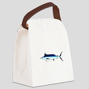 Shortbill Spearfish f Canvas Lunch Bag
