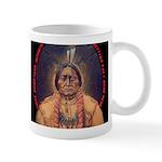 Sitting Bull Sioux Homeland Security Mug