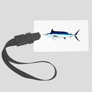 Shortbill Spearfish f Luggage Tag