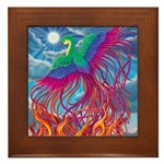 Phoenix Framed Tile