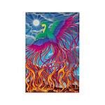 Phoenix Rectangle Magnet