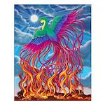 Phoenix Small Poster