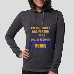 englishfoxhound Womens Hooded Shirt