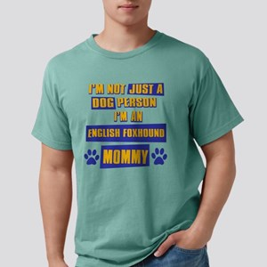 englishfoxhound Mens Comfort Colors Shirt