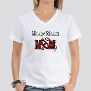 Miniature Schnauzer Ash Grey T-Shirt