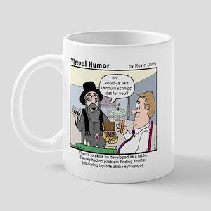 Mug - Unemployed Rabbi