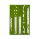 U.S. Veteran Flag Magnets