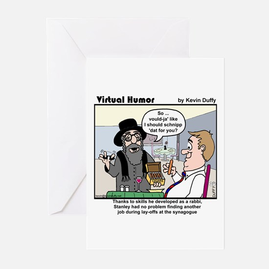 Greeting Cards (Pk of 10) - Unemploy
