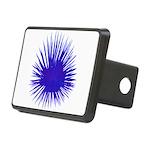 Purple Sea Urchin Hitch Cover