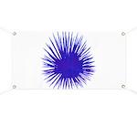 Purple Sea Urchin Banner