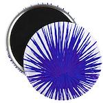 Purple Sea Urchin Magnet