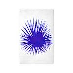 Purple Sea Urchin 3'x5' Area Rug