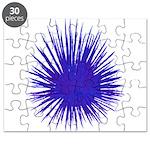 Purple Sea Urchin Puzzle