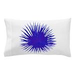 Purple Sea Urchin Pillow Case
