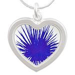 Purple Sea Urchin Necklaces