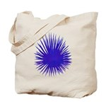 Purple Sea Urchin Tote Bag