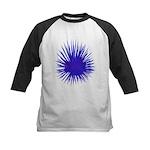 Purple Sea Urchin Baseball Jersey