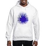 Purple Sea Urchin Hoodie