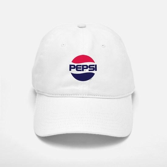 Pepsi Vintage Logo Baseball Baseball Cap