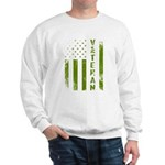 U.S. Veteran Flag Sweatshirt