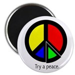 Try a peace Magnet