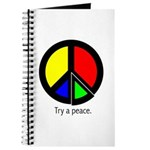 Try a peace Journal