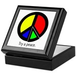 Try a peace Keepsake Box